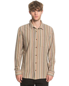 PLAGE MENS CLOTHING QUIKSILVER SHIRTS - EQYWT03963-CKK3