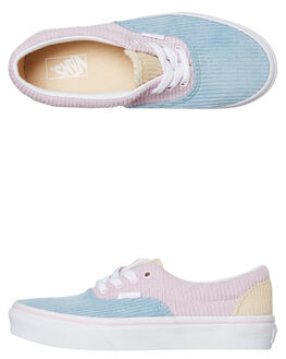 LILAC SNOW KIDS GIRLS VANS SNEAKERS - VNA38H8XNN