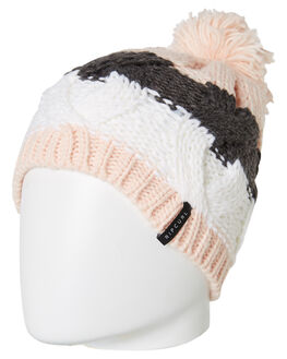 DUSTY PINK WOMENS ACCESSORIES RIP CURL HEADWEAR - GBNCI19611