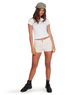 WHISPER WOMENS CLOTHING BILLABONG SHORTS - BB-6592273-WPR