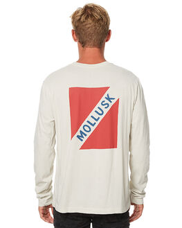 FOG MENS CLOTHING MOLLUSK TEES - MF14004LSFOG