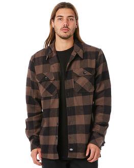 GRAVEL GREY MENS CLOTHING DICKIES SHIRTS - K1181103VG
