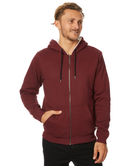 BLOOD MENS CLOTHING SWELL JUMPERS - S5173446BLD
