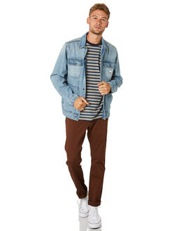 BLEACH DAZE MENS CLOTHING BILLABONG JACKETS - 9595905BLEACH
