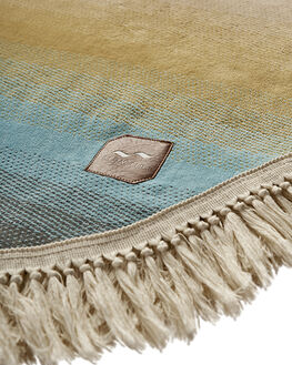 TEAL MENS ACCESSORIES SLOWTIDE TOWELS - ST203TEAL