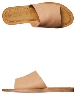 TAN WOMENS FOOTWEAR ROC BOOTS FASHION SANDALS - TSRWS1749TAN