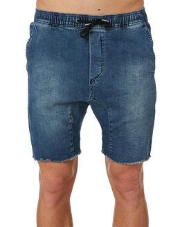 DEEP DARK MENS CLOTHING ZANEROBE SHORTS - 611-METDEDK
