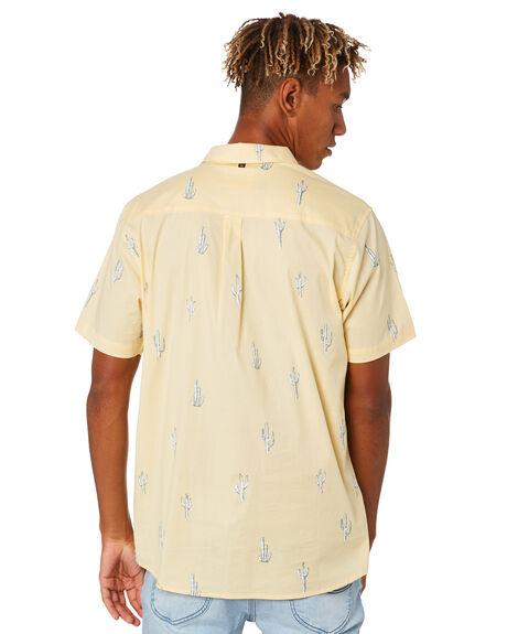 YELLOW MENS CLOTHING RIP CURL SHIRTS - CSHKH70010