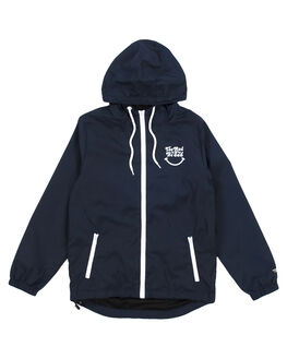 MIDNIGHT NAVY KIDS BOYS ALPHABET SOUP JUMPERS + JACKETS - AS-KJA8268MDNVY