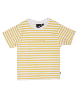 FLORES KIDS TODDLER BOYS RUSTY TOPS - TTR0410FLS