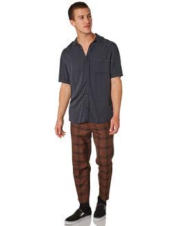 BLACK MENS CLOTHING INSIGHT SHIRTS - 5000003615BLK