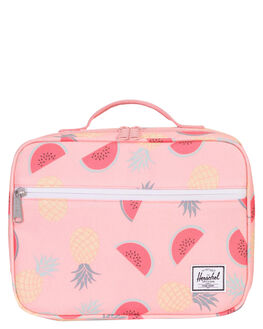 PEACH FRUIT PUNCH KIDS GIRLS HERSCHEL SUPPLY CO OTHER - 10227-02010-OSPCH