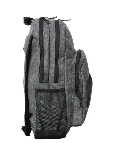 CHARCOAL MENS ACCESSORIES GLOBE BAGS + BACKPACKS - GB71619016CHAR