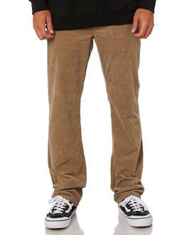 BRINDLE MENS CLOTHING VOLCOM PANTS - A1141801BNL