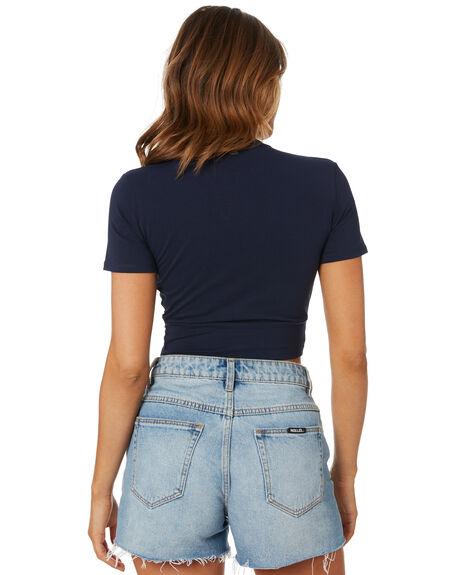 NAVY WOMENS CLOTHING O'NEILL TEES - 4721107NVY