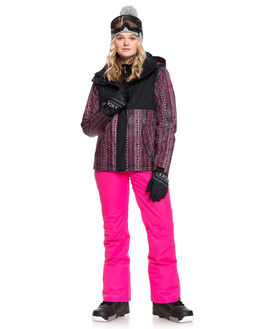 BEETROOT PINK BOARDSPORTS SNOW ROXY WOMENS - ERJTP03091-MML0