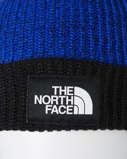 TNF BLUE TNF BLACK MENS ACCESSORIES THE NORTH FACE HEADWEAR - NF0A3FJWEF1