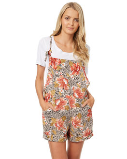 SAFARI WOMENS CLOTHING ELEMENT PLAYSUITS + OVERALLS - 273871ASAF