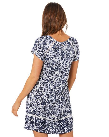 CREAM WOMENS CLOTHING RIP CURL DRESSES - GDRFC90082
