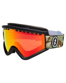 CAMO BROSE RED SNOW ACCESSORIES ELECTRIC GOGGLES - EG1317304-BRRD