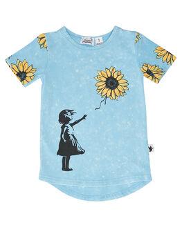 SKY KIDS GIRLS KISSED BY RADICOOL DRESSES + PLAYSUITS - KR1103SKY