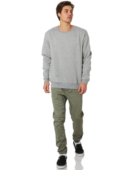 GREY OUTLET MENS SWELL JUMPERS - S5164446GRY