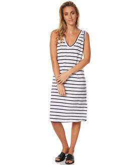 STRIPE WOMENS CLOTHING ASSEMBLY DRESSES - AW-S1712STR