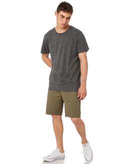 ASH MARLE MENS CLOTHING ACADEMY BRAND TEES - BA333AMRL