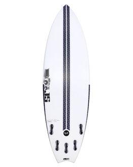 CLEAR BOARDSPORTS SURF JS INDUSTRIES SURFBOARDS - JSHFBACLR