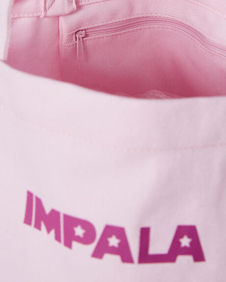 PINK WOMENS ACCESSORIES IMPALA BAGS + BACKPACKS - IMPRTOTE-PNK