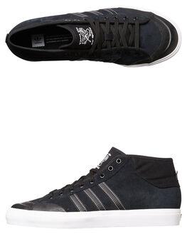 BLACK BLACK WHITE MENS FOOTWEAR ADIDAS ORIGINALS SNEAKERS - BY3991BLK