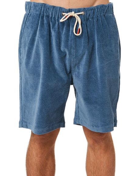 OCEAN MENS CLOTHING POLER SHORTS - 211APM4003-OCN