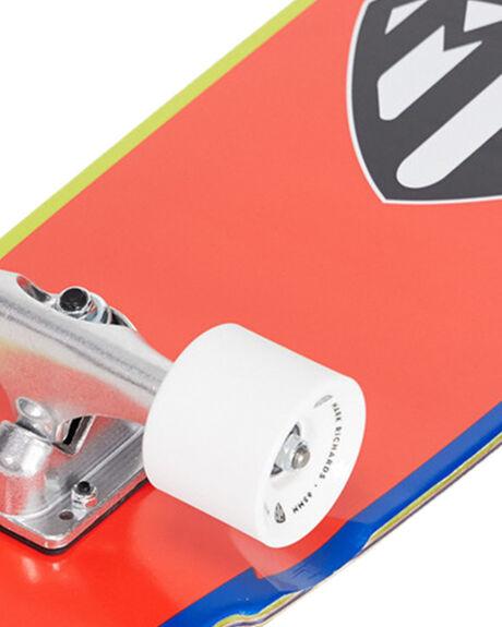 RED BOARDSPORTS SKATE QUIKSILVER COMPLETES - EGLMRSUPERRNE0