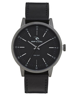 BLACK MENS ACCESSORIES RIP CURL WATCHES - A32370090