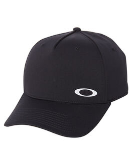 BLACK MENS ACCESSORIES OAKLEY HEADWEAR - 911885AU001