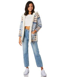 STONE AZTEC WOMENS CLOTHING O'NEILL JACKETS - 532151349F