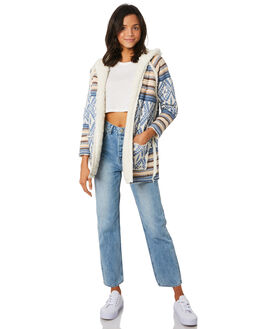 STONE AZTEC WOMENS CLOTHING O'NEILL JACKETS - 532151349F