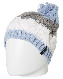 LIGHT BLUE WOMENS ACCESSORIES RIP CURL HEADWEAR - GBNCI11080