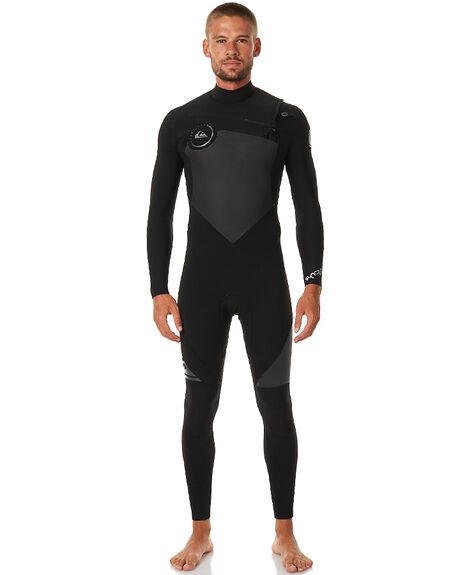 BLACK SURF WETSUITS QUIKSILVER STEAMERS - EQYW103026KVJ0