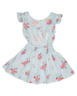 PRINT KIDS TODDLER GIRLS EVES SISTER DRESSES + PLAYSUITS - 8021051PRNT