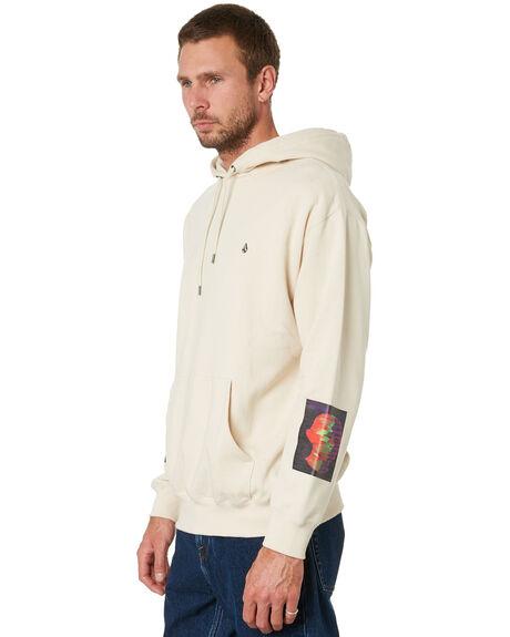 PRINT MENS CLOTHING VOLCOM HOODIES + SWEATS - A4132107PRT