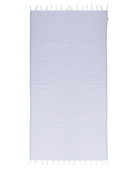 MINT LILAC WOMENS ACCESSORIES MAYDE TOWELS - 15NOOSMLMLIL