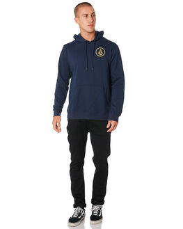 INDIGO MENS CLOTHING VOLCOM JUMPERS - A41118INDGO