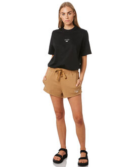 HAZELWOOD WOMENS CLOTHING C&M CAMILLA AND MARC SHORTS - WCMP4361HAZE