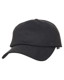 BLACK MENS ACCESSORIES ZANEROBE HEADWEAR - 900BLK