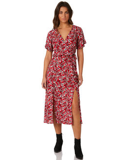 MULTI WOMENS CLOTHING MINKPINK DRESSES - MP1802459MULT
