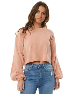 DUSTY WOMENS CLOTHING MINKPINK KNITS + CARDIGANS - MP1710800PINK