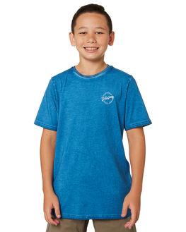 BLUE KIDS BOYS BILLABONG TOPS - 8582037BLU