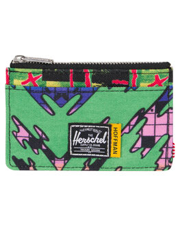 CHECK SURF MENS ACCESSORIES HERSCHEL SUPPLY CO WALLETS - 10397-01946-OSSURF