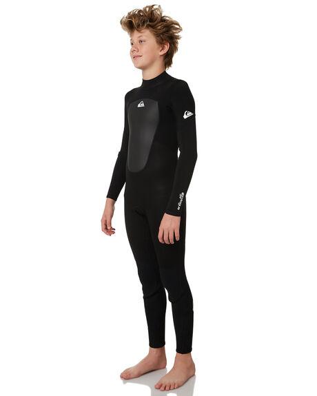 BLACK BOARDSPORTS SURF QUIKSILVER BOYS - EQBW103039KVJ0